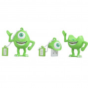 USB Tribe Pixar Mike USB Flash Drive 16GB - Flash Drive 16GB 1