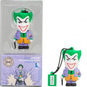 USB Tribe DC Comics Joker USB Flash Drive 16GB - Flash Drive 16GB 2
