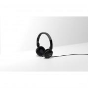 USB Tribe DC Movie Batman Pop Headphones - слушалки с микрофон и управление на звука за мобилни устройства (черен) 1