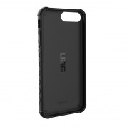 Urban Armor Gear Monarch Platinum - удароустойчив хибриден кейс за iPhone 8 Plus, iPhone 7 Plus, iPhone 6S Plus, iPhone 6 Plus (червен-черен) 4