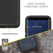 Otterbox Defender Case - изключителна защита за Samsung Galaxy S8 Plus (черен) 5