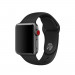 Apple Sport Band S/M & M/L - оригинална силиконова каишка за Apple Watch 38мм, 40мм (черен) (retail) 1