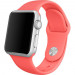 Apple Sport Band S/M & M/L - оригинална силиконова каишка за Apple Watch 38мм, 40мм (розов) (retail) 2