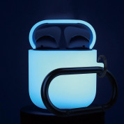 Elago Airpods Silicone Hang Case (nightglow blue)