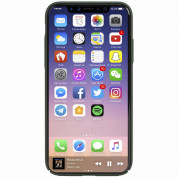 Krusell Sandby Cover - поликарбонатов кейс за iPhone XS, iPhone X (зелен) 3