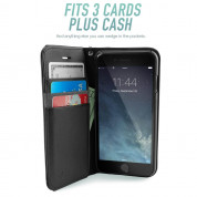 Silk Innovation Folio Wallet Leather Case for iPhone 8, iPhone 7 4