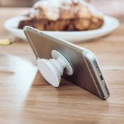 Popsockets Black Marble - поставка и аксесоар против изпускане на вашия смартфон (черен) 3