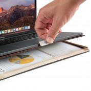 TwelveSouth BookBook V2 - луксозен кожен калъф за MacBook Pro 13 (2016 и по-нов) 3