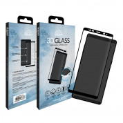 Eiger 3D Glass Case Friendly Curved Tempered Glass for Samsung Galaxy Note 8 (black-clear) 6