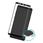 Eiger 3D Glass Case Friendly Curved Tempered Glass for Samsung Galaxy Note 8 (black-clear) 1