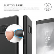 Elago Origin Case - тънък полипропиленов кейс (0.3 mm) за Samsung Galaxy Note 8 (черен) 4