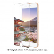 Eiger Tempered Glass Protector 2.5D for iPhone 8 Plus, iPhone 7 Plus 10