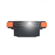 A-solar Xtorm Limitless Power Bank AL421 - екстремна водо и удароустойчива външна батерия с два USB изхода за смартфони и таблети (10000 mAh) 3