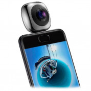 Huawei 360 Panoramic Camera CV60 - 360-градусова VR камера (сив) 5
