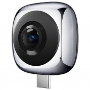 Huawei 360 Panoramic Camera CV60 - 360-градусова VR камера (сив) 3