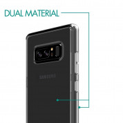 Skech Crystal Case SK99-CRY-CLR - силиконов TPU калъф за Samsung Galaxy Note 8 (прозрачен) 4