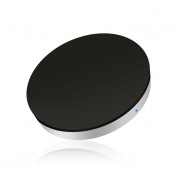 Zens Single Wireless Charger Round - док станция за безжично зареждане на Qi съвместими устройства 4