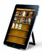 Ozaki iCarry Bookstand Portable Tablet Stand - преносима поставка за iPad и таблети 4