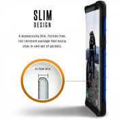 Urban Armor Gear Plasma - удароустойчив хибриден кейс за Samsung Galaxy Note 8 (син) 5