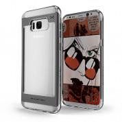 Ghostek Cloak 2 Case  - хибриден удароустойчив кейс за Samsung Galaxy S8 (прозрачен-черен)