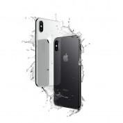 Apple iPhone X 256GB - фабрично отключен (тъмносив) 7