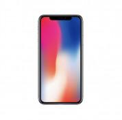 Apple iPhone X 256GB - фабрично отключен (тъмносив) 1