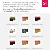 YI 4K Action Camera - Екшън камера с водоустойчив кейс (черен) 6