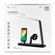 4smarts LED Charging Station LoomiDock (black) 7