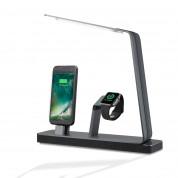 4smarts LED Charging Station LoomiDock (black) 1