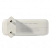 Apple 87W USB-C Power Adapter - оригинално захранване за MacBook Pro Touch Bar 15 и компютри с USB-C порт (bulk) 2