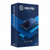 Elgato Game Capture 4K60 PRO - 4K записваща карта за Sony Playstation, Xbox и PC 6
