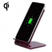 YoLike A8 10W Qi Wireless Charging Stand with LED Light