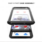 Ghostek Nautical IP68 Waterproof Case - ударо и водоустойчив кейс за Samsung Galaxy Note 8 (черен) 4