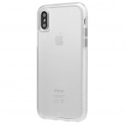 CaseMate Barely There - поликарбонатов кейс за iPhone XS, iPhone X (прозрачен) 2