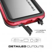 Ghostek Atomic 3 Waterproof Case - ударо и водоустойчив кейс за Samsung Galaxy S8 (черен) 6