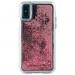 CaseMate Waterfall Case - дизайнерски кейс с висока защита за Apple iPhone XS, iPhone X (розов) 1