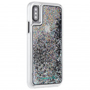 CaseMate Waterfall Case for Apple iPhone XS,iPhone X (iridescent)