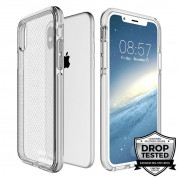 Prodigee Safetee Case for iPhone XS, iPhone X (silver) 1