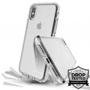 Prodigee Safetee Case for iPhone XS, iPhone X (silver) 2