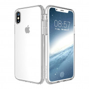 Prodigee Scene Case for iPhone XS, iPhone X (clear) 4