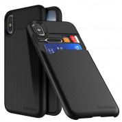 Prodigee Undercover Case for iPhone XS, iPhone X (black)