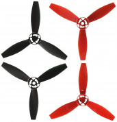 Parrot Bebop 2 (Spare Part Accessory) - Propellers Red