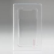 Torrii BodyGlass 2.5D Glass - калено стъклено защитно покритие за iPhone XS, iPhone X (прозрачен) 3