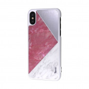 Torrii Puzzle Case for iPhone XS, iPhone X (white) 3