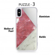 Torrii Puzzle Case for iPhone XS, iPhone X (white) 1