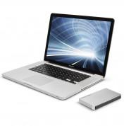 Lacie Porsche Design Mobile Drive USB 3.0 1TB - дизайнерски външен хард диск с USB 3.0 (сребрист) 3
