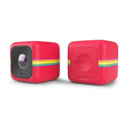 Polaroid Cube Plus Lifestyle Action Camera HD - Red 3