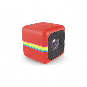 Polaroid Cube Plus Lifestyle Action Camera HD - Red 2