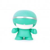 Xoopar Boy Mini Bluetooth Speaker - дизайнерски безжичен Bluetooth спийкър за мобилни устройства (син) 1