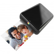Polaroid ZIP Instant Photoprinter - Black 1